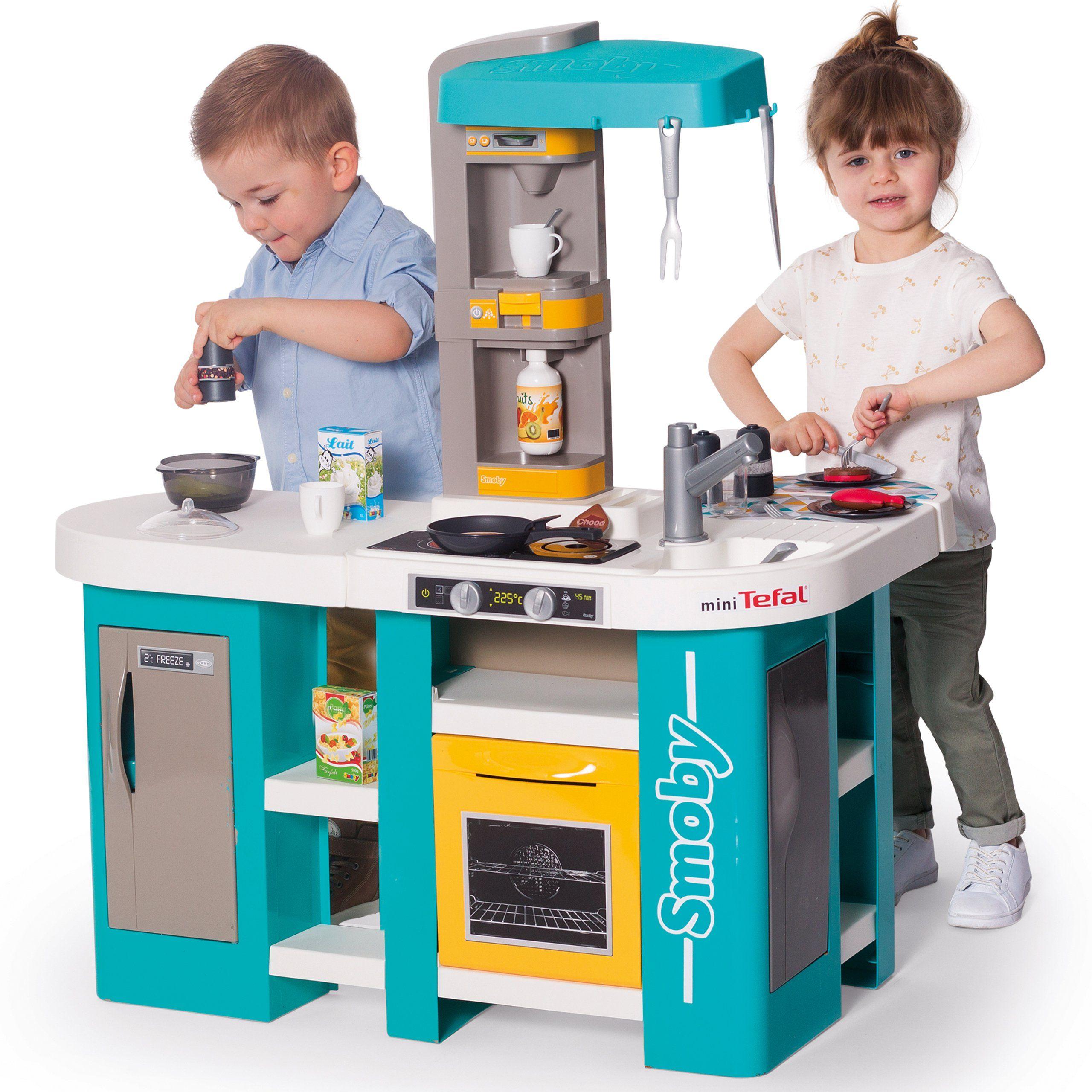 Duza Kuchnia Dla Dzieci 34 Akc Tefal Studio Xl Bubble Smoby Brykacze Pl Internetowy Sklep Z Zabawkami Dla Dzieci Studio Kitchen Tefal Bubbles
