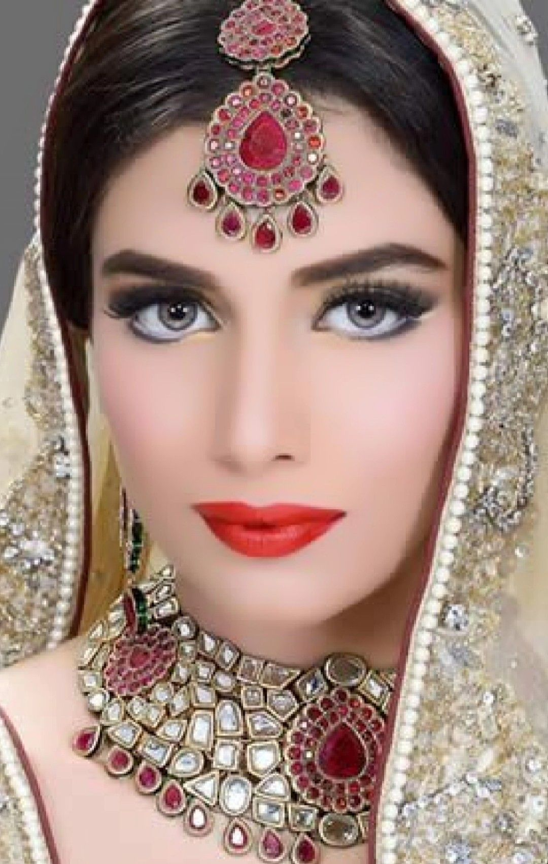 Ladies Eyes image by T.B. Lee Kadoober III Pakistani