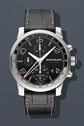 ee1082f22eb Montblanc TimeWalker Chronovoyager UTC Watch