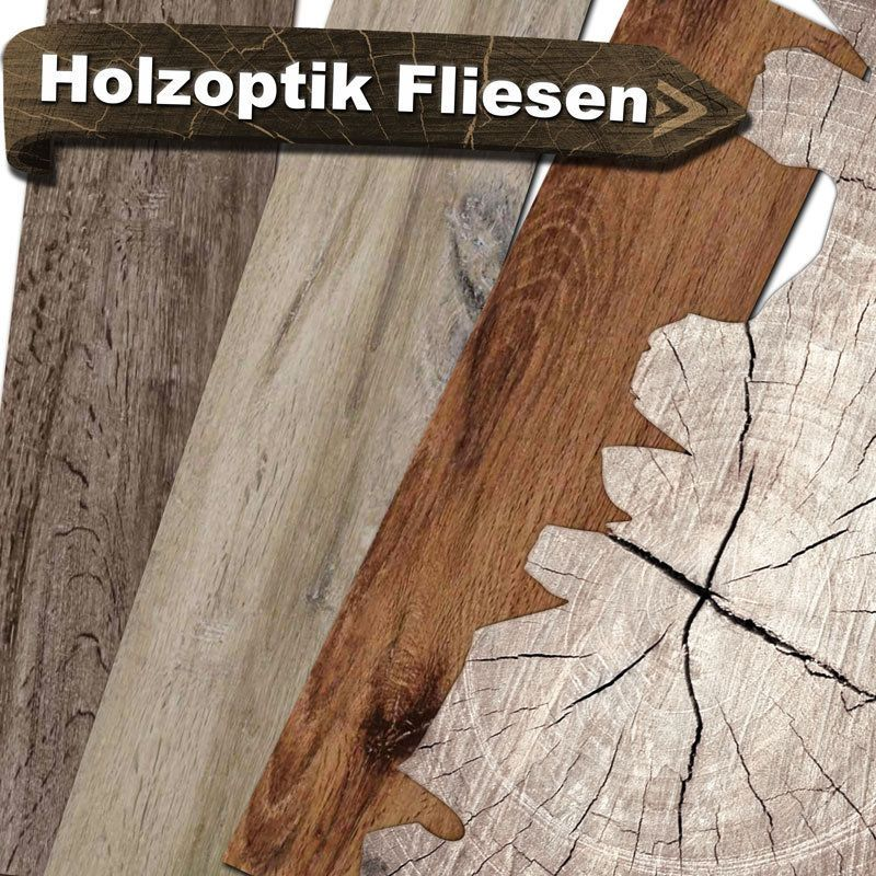 Details zu Holzoptik Fliesen Musterfliesen 3 Farben Starwood 15,5x62