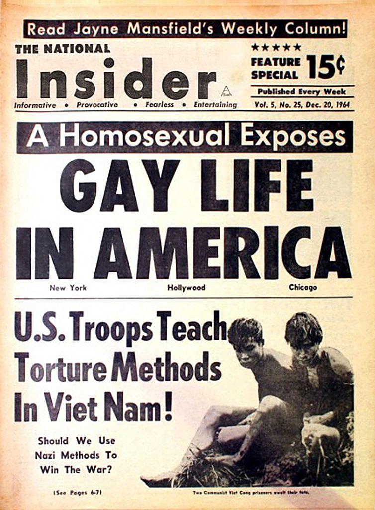 Homosexual no more consiglio