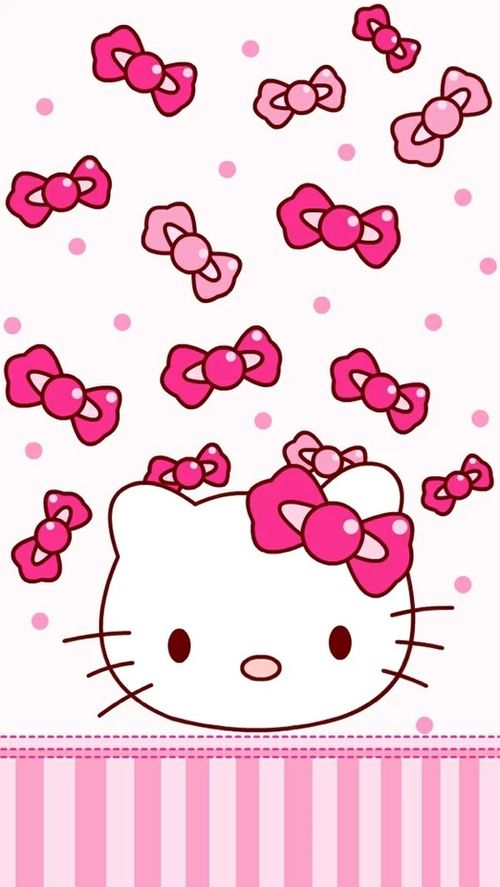 Pin By Michelle On Hello Kitty Hello Kitty Wallpaper Hello