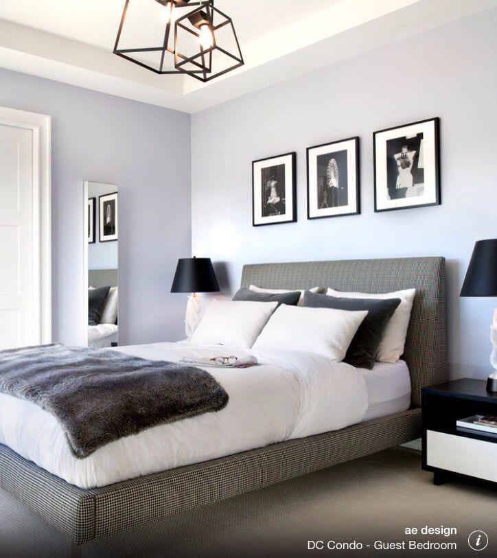 Bedroom Bookshelves Bedroom Colors Benjamin Moore Peppa Pig Bedroom Accessories Black Glitter Wallpaper Bedroom: Benjamin Moore Winter Gray, DC Condo