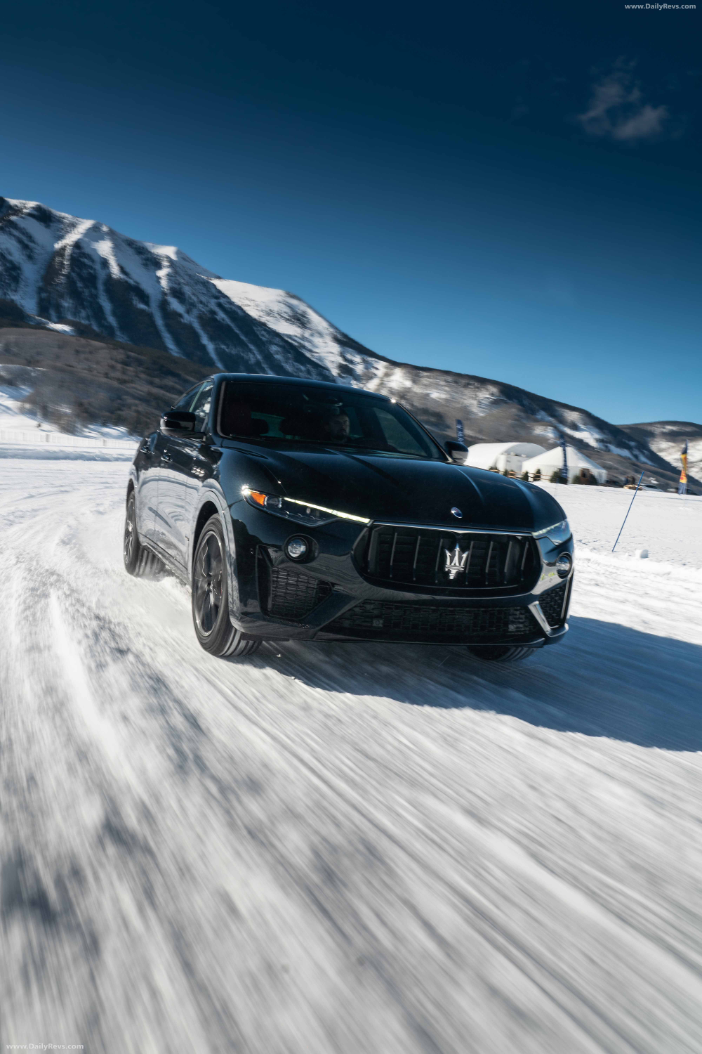 2020 Maserati Levante Ribelle Edizion - HD Pictures, Videos, Specs & Information