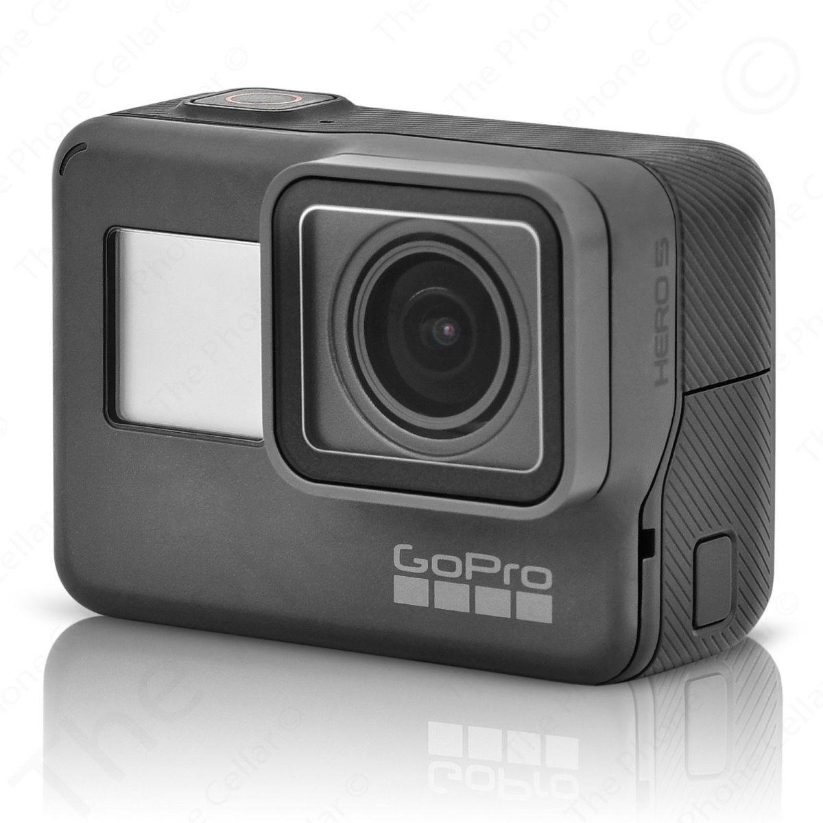 Gopro Hero 5 Black 4k Action Camera Hd Camcorder Chdhx 502 Hd Camcorder Action Camera Gopro Hero 5