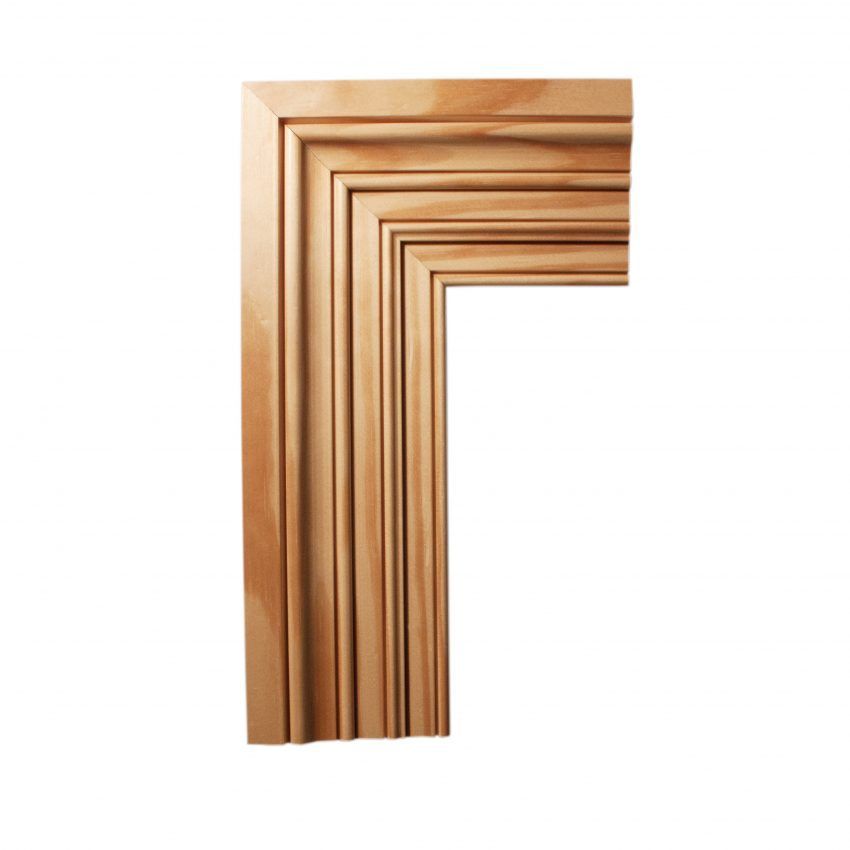 Best Moulding A990 Southern Yellow Pine Architraves 400 x 300