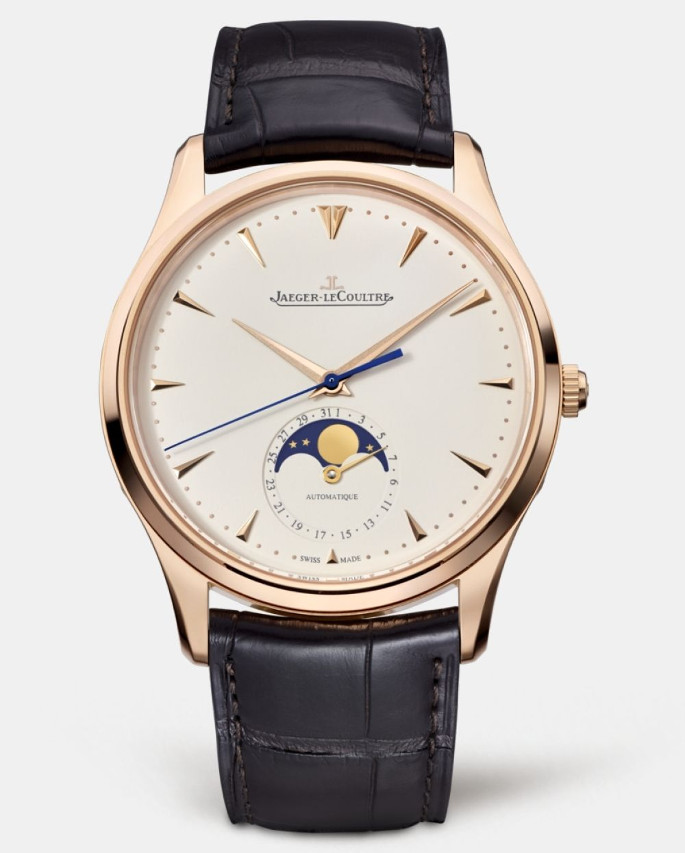 Jaeger-LeCoultre: Jaeger LeCoultre Master Ultra Thin Moon