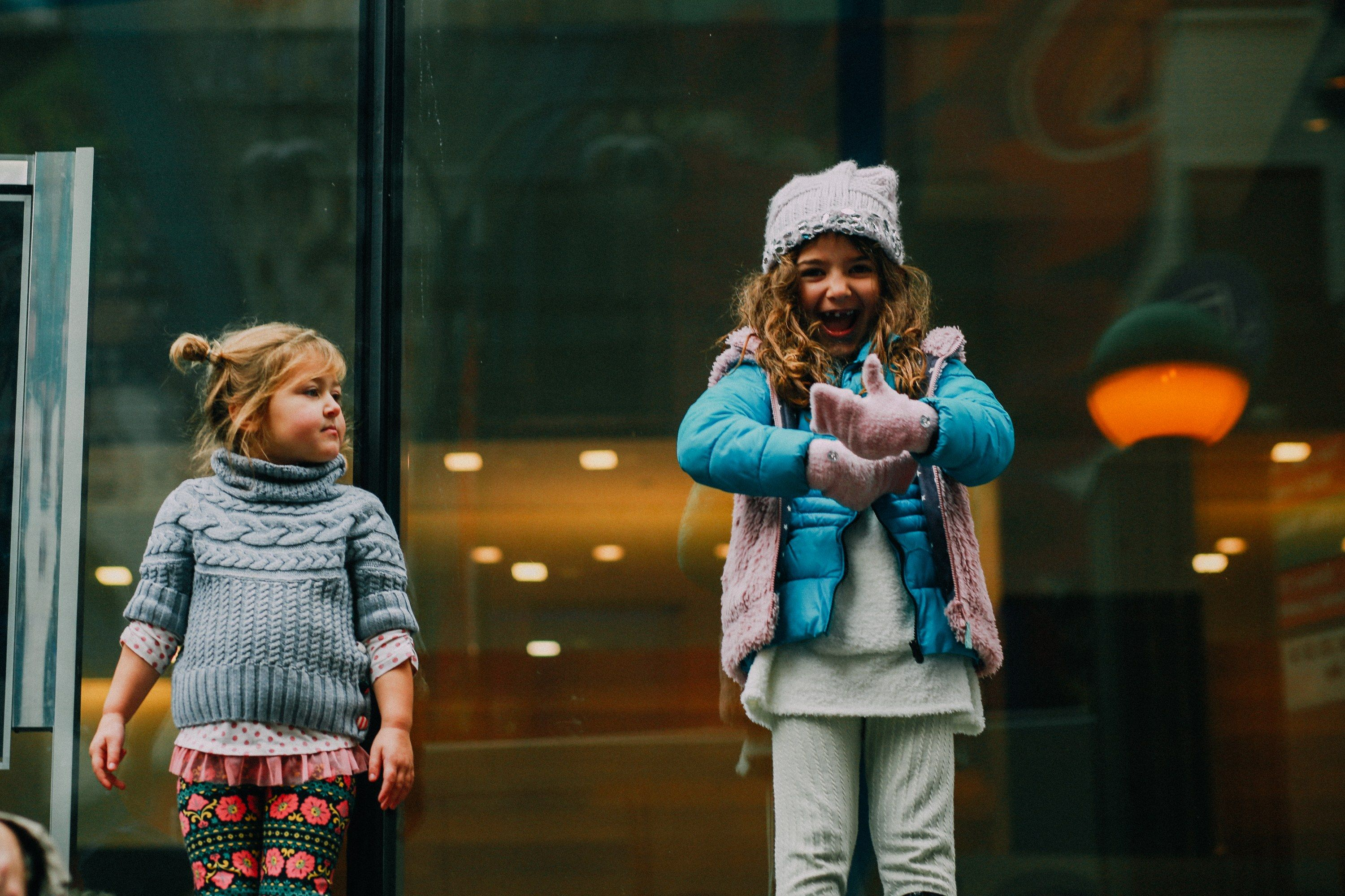 Street Style at the 2016 Macy's Thanksgiving Day Parade Photos   W Magazine