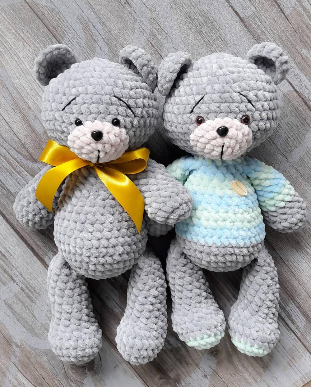 Darmowe wzory (ang) na szydełkowe prezenty na Dzień Dziecka - Wool ... | 1247x1000