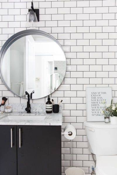 SmallSpace Living Mastering Minimalism In 48 Sq Ft Home Decor Delectable Renovating Bathroom Tiles Minimalist