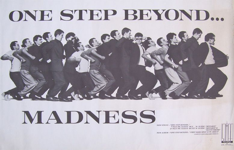 Pin By Vinyl Disc On Complete Utter Madness One Step Beyond Mad Music Legends