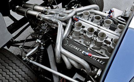 Superformance Gt40 Mkii Tested Engineering Ford Gt Gt40