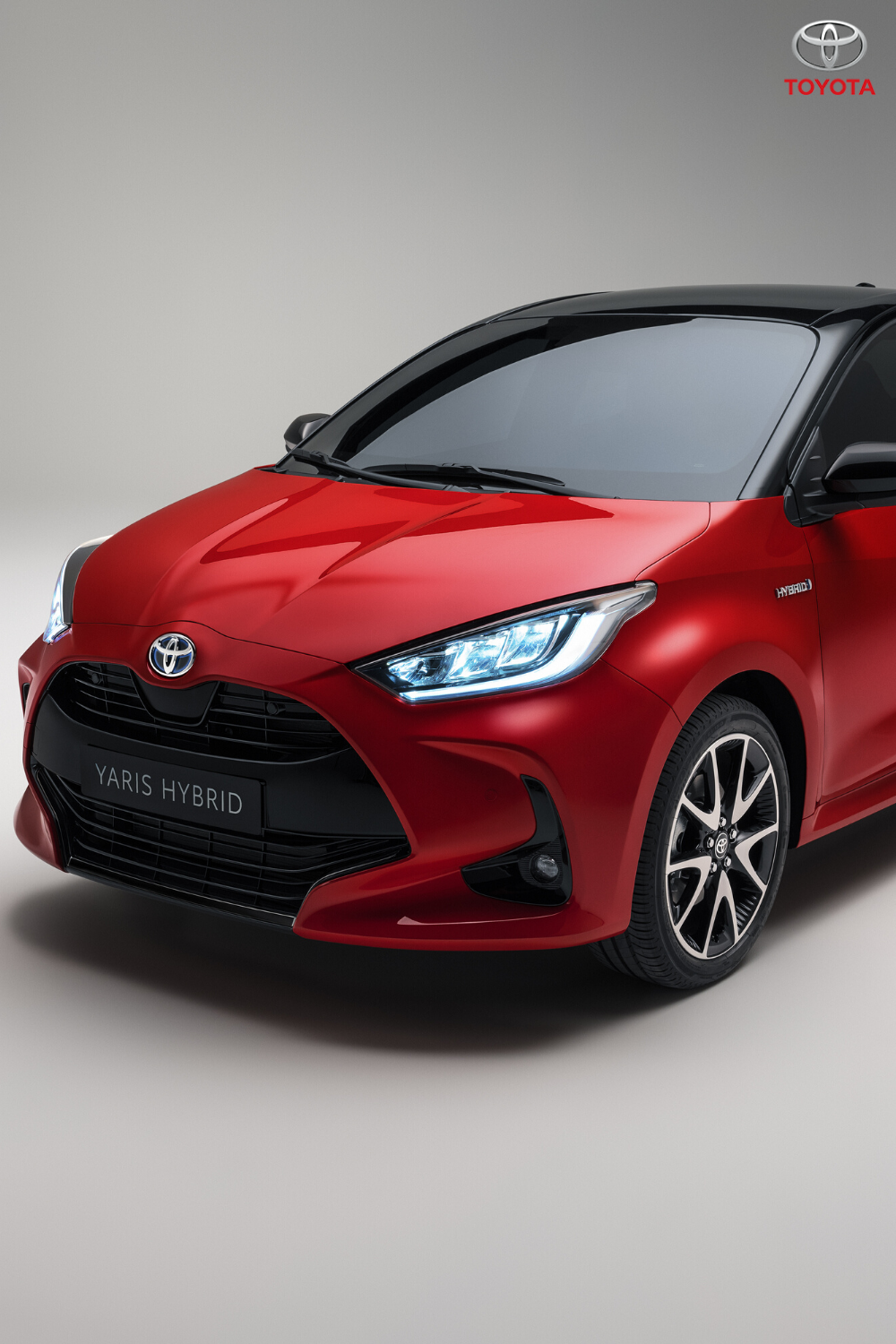 Designed for city living. The all-new Toyota Yaris. Click to find out more. #Toyota #ToyotaYaris #SmallCar #CompactCar #CityLiving #HybridCar