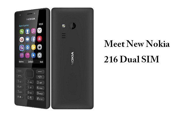 Nokia 216 Dual sim Flash Files RM-1187 Download V10 1 11