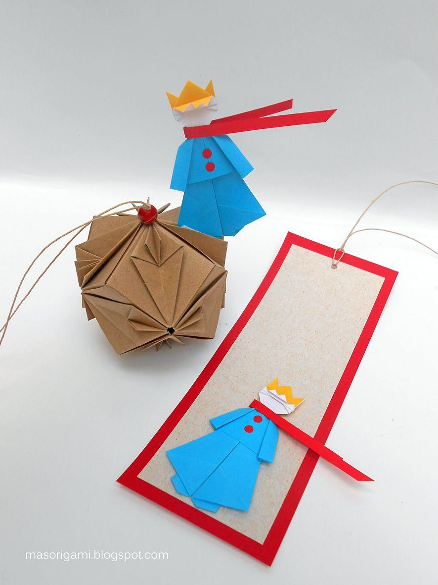 origami el principito