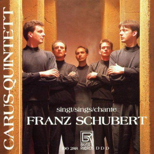 Schubert / Carus Qnt - Lieder Und Mehrstimmige
