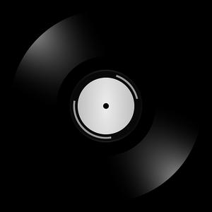 Vector Illustration Of Vinyl Record Vector Illustration Vinyl Records Book Aesthetic