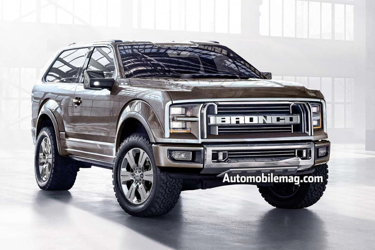 Ford Bronco Accessory Concepts Preview Hundreds Of Ways To Customize Roadshow In 2020 Ford Bronco Fishing Guide Bronco