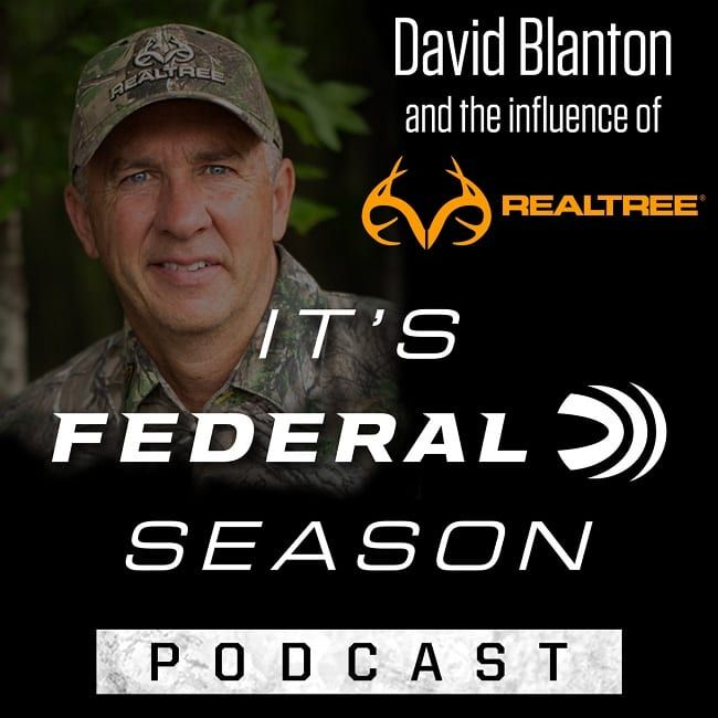 Television Icon David Blanton of Realtree featured on