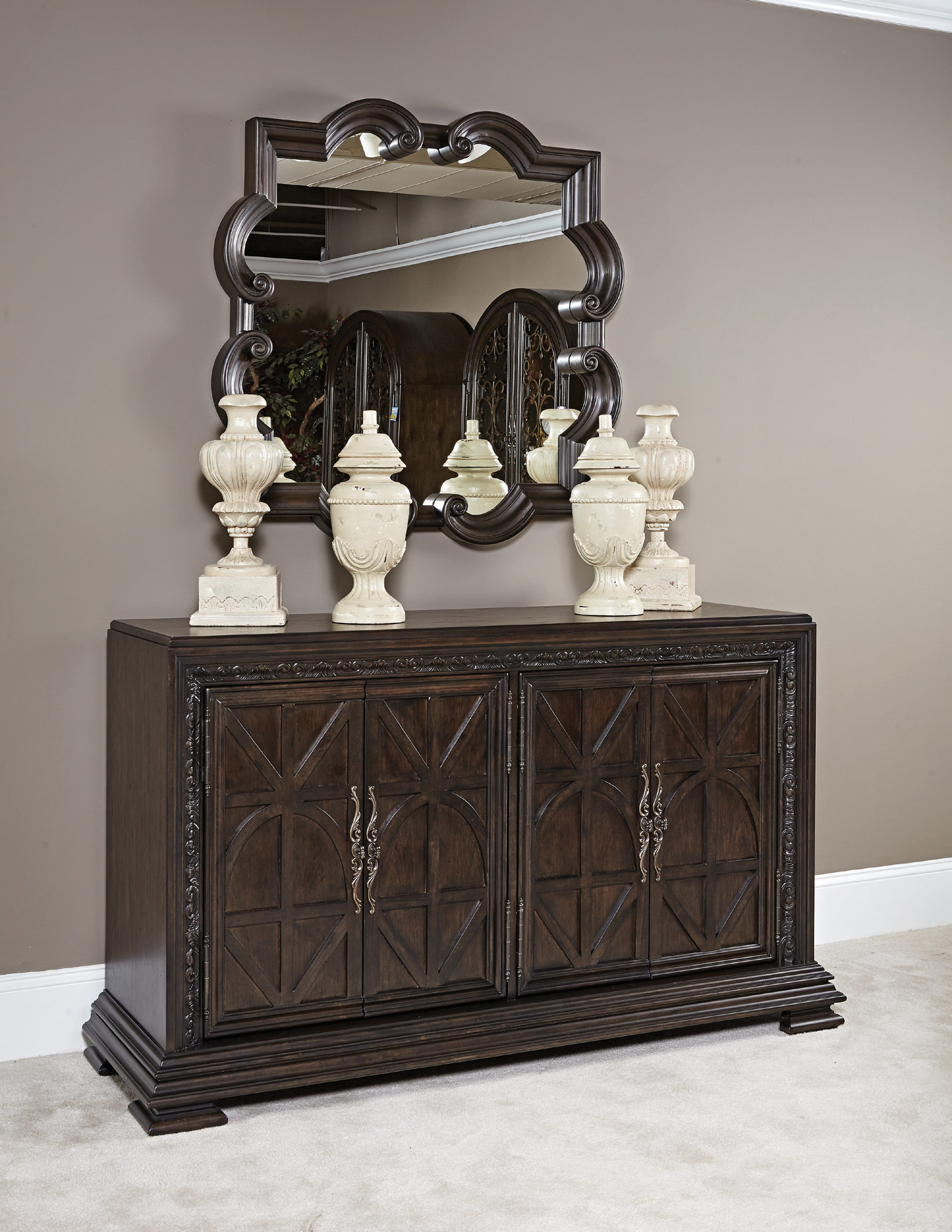 Casalone Casalone Buffet CLOSEOUT Dining Room