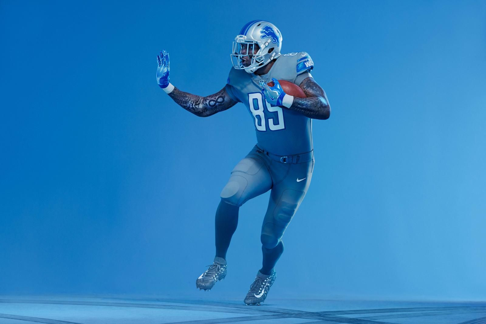 5a796f9d6 Nike News - 5 Reasons to Obsess Over the New Lions Uniforms