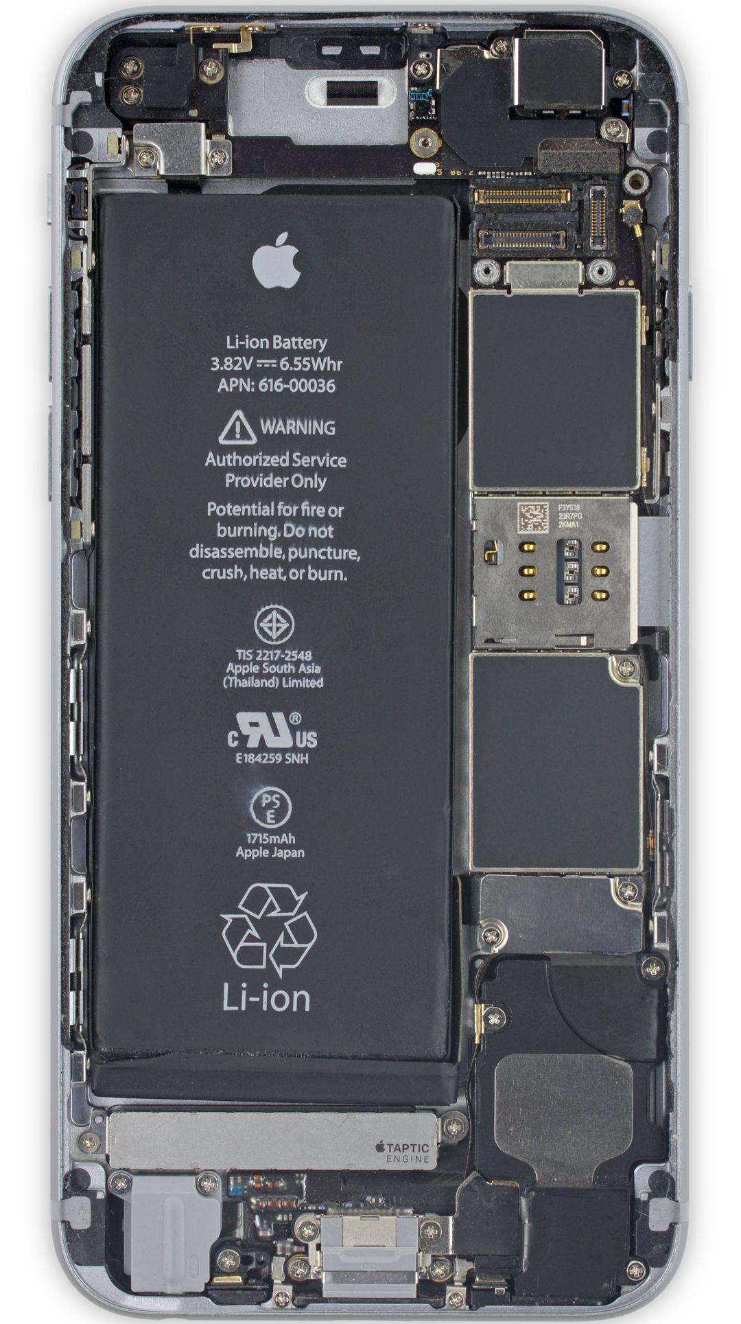 Iphone6 Wallpaper Ponsel Kertas Dinding Teknologi