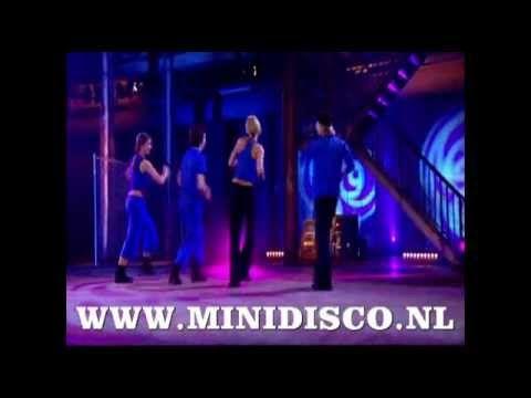 Minidisco - Ik Spring Op En Neer (Nederlands)