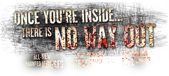 Once You're Inside...There's No Way Out! Can you survive a