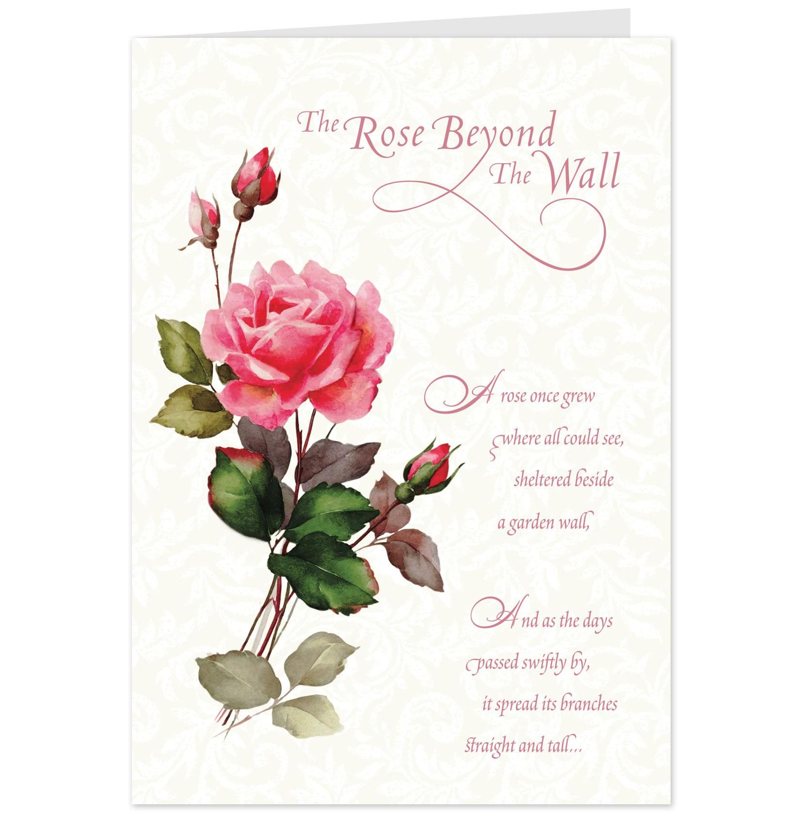 Hallmark cards with images sympathy cards cards