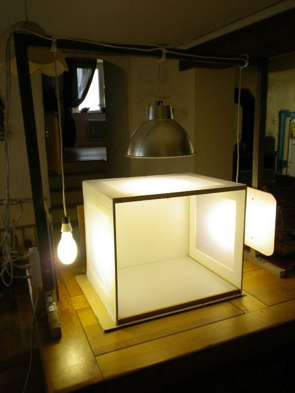 studio photo macro fait maison photos photography pinterest photographie mat riel photo. Black Bedroom Furniture Sets. Home Design Ideas