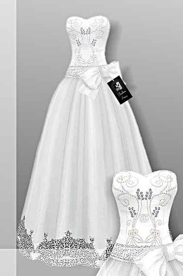 sims 4 cc's - the best: wedding dresscrownfashion does anyone