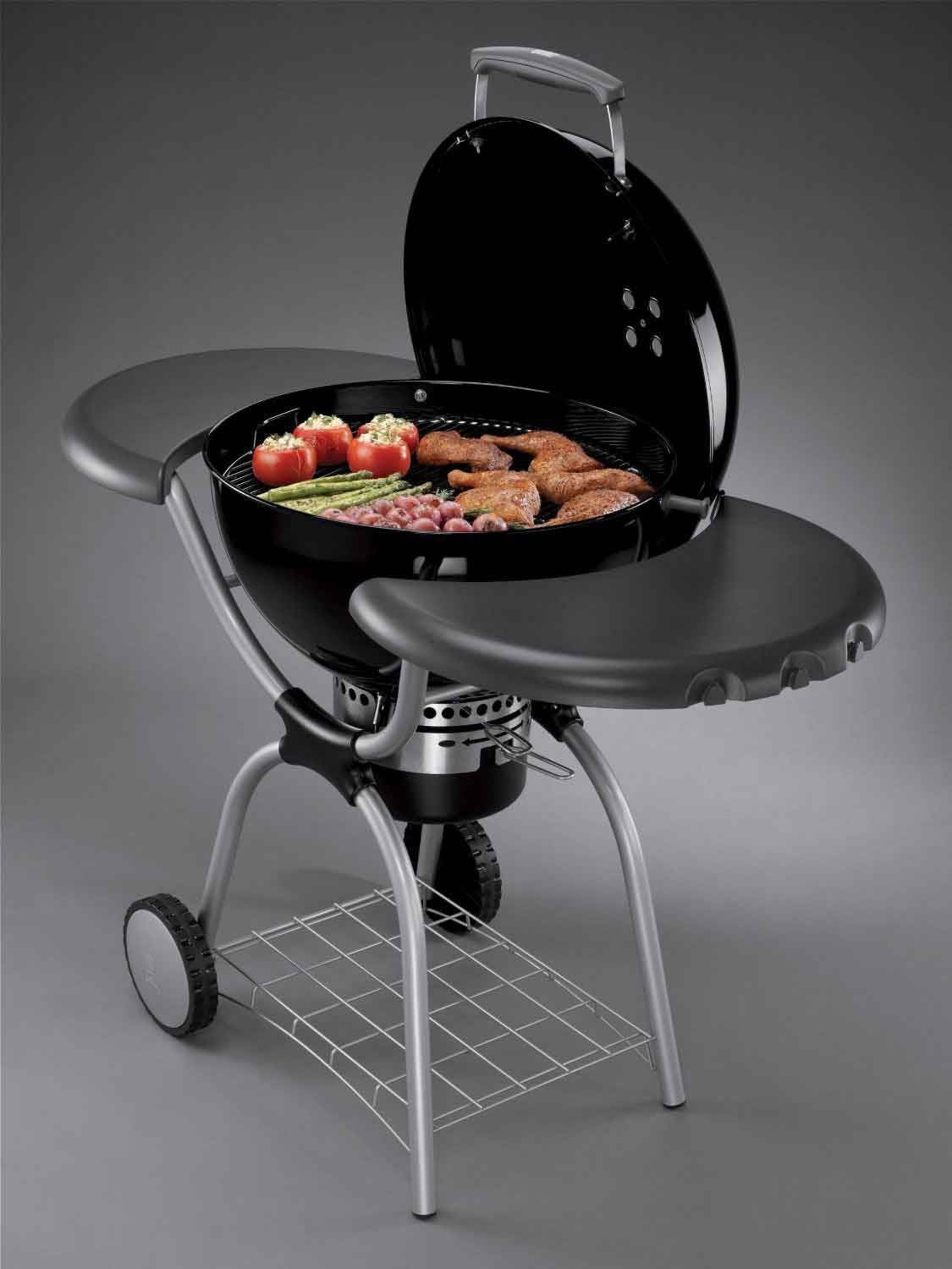 Weber Grill One Touch Barbecue Anything You Want On The Go With This Weber One Touch