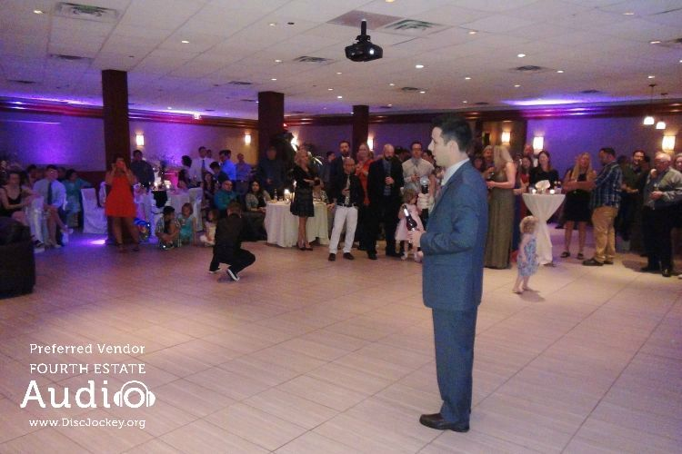 Josh offers some welcoming remarks and a toast. http://www.discjockey.org/real-chicago-wedding-may-9-2015/