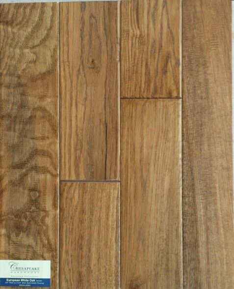 Chesapeake Hardwoods Waycross Collection Solid 34 Thick Board