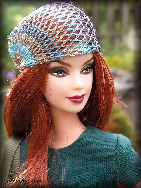Maira by  via Flickr  Barbie Dolls of the World Scotland
