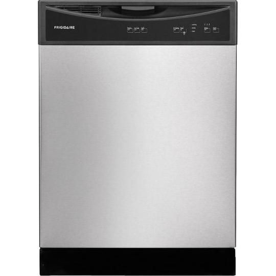 Frigidaire Dishwasher Stainless Steel Built in