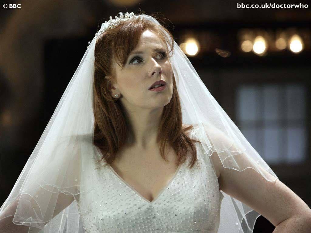 donna noble wedding dress | Cosplay - Donna Noble | Pinterest ...