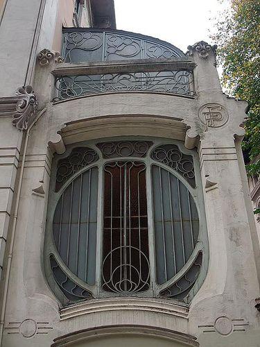 Casa La Fleur by Fenoglio, 1902: Turin art nouveau Liberty style | Flickr - Photo Sharing!