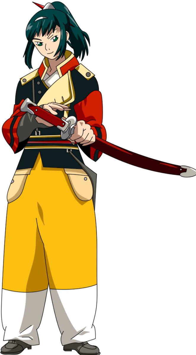 samurai 7 Katsuhiro Samurai 7 Anime Tribute