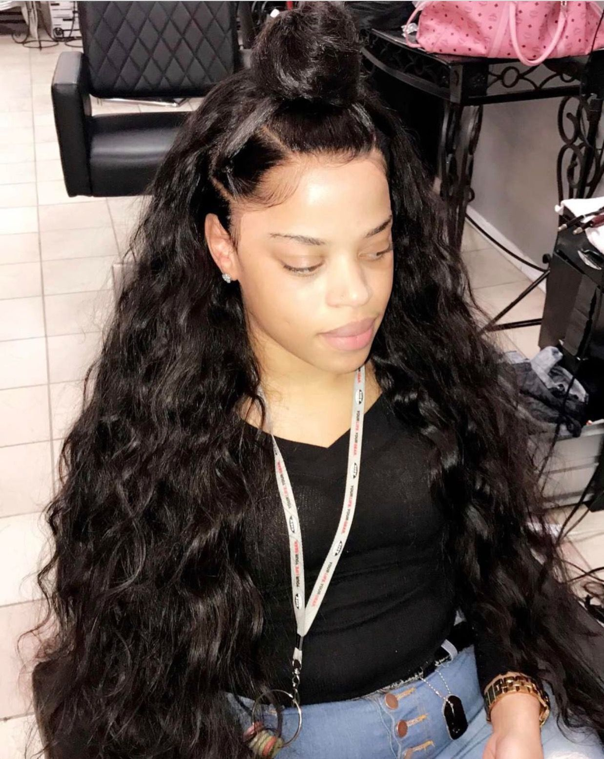 curly weave hairstyles 2017