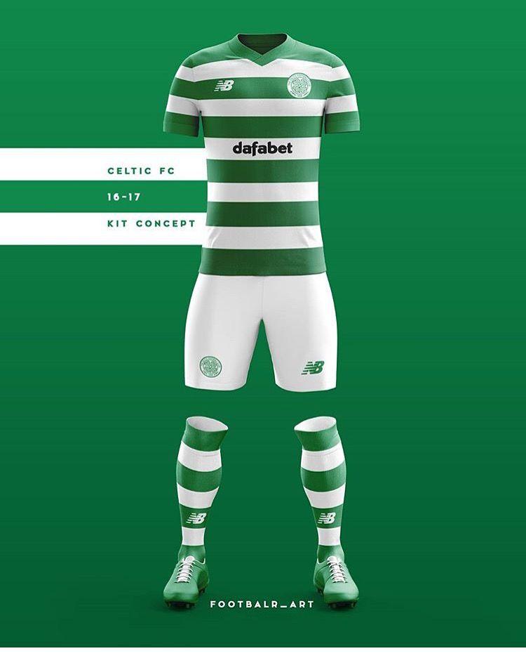 da3256300 Celtic 2016-17 concept Celtic Fc