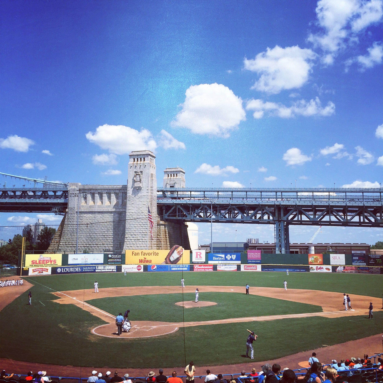 Campbell S Field Camden River Sharks Baseball Park Baseball Stadium Stadium