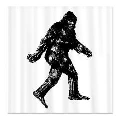 Believe Sasquatch Bigfoot Shower Curtain On Cafepress Com Ipad Mini Cover Bigfoot Sasquatch Ipad Mini