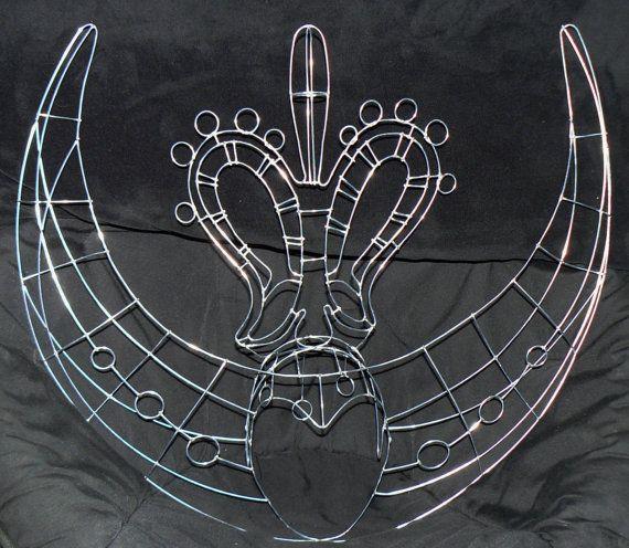 Headdress Wire Frame - WIRE Center •