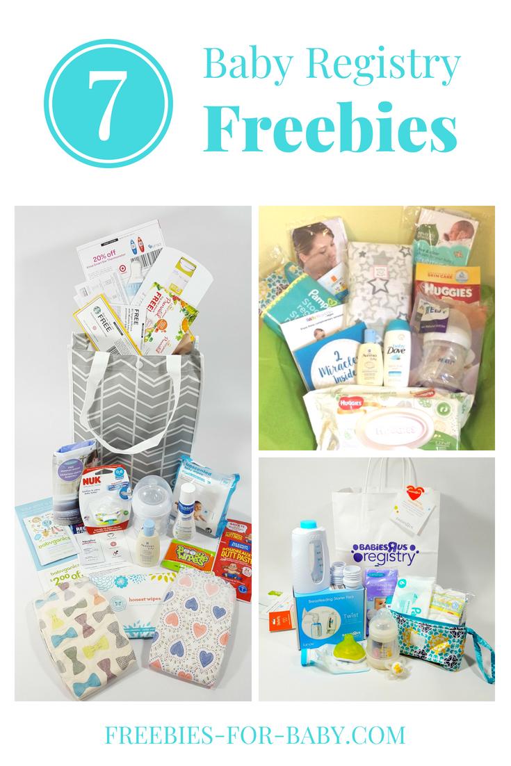 7 Best Baby Registries for Free Baby Stuff   Baby registry ...