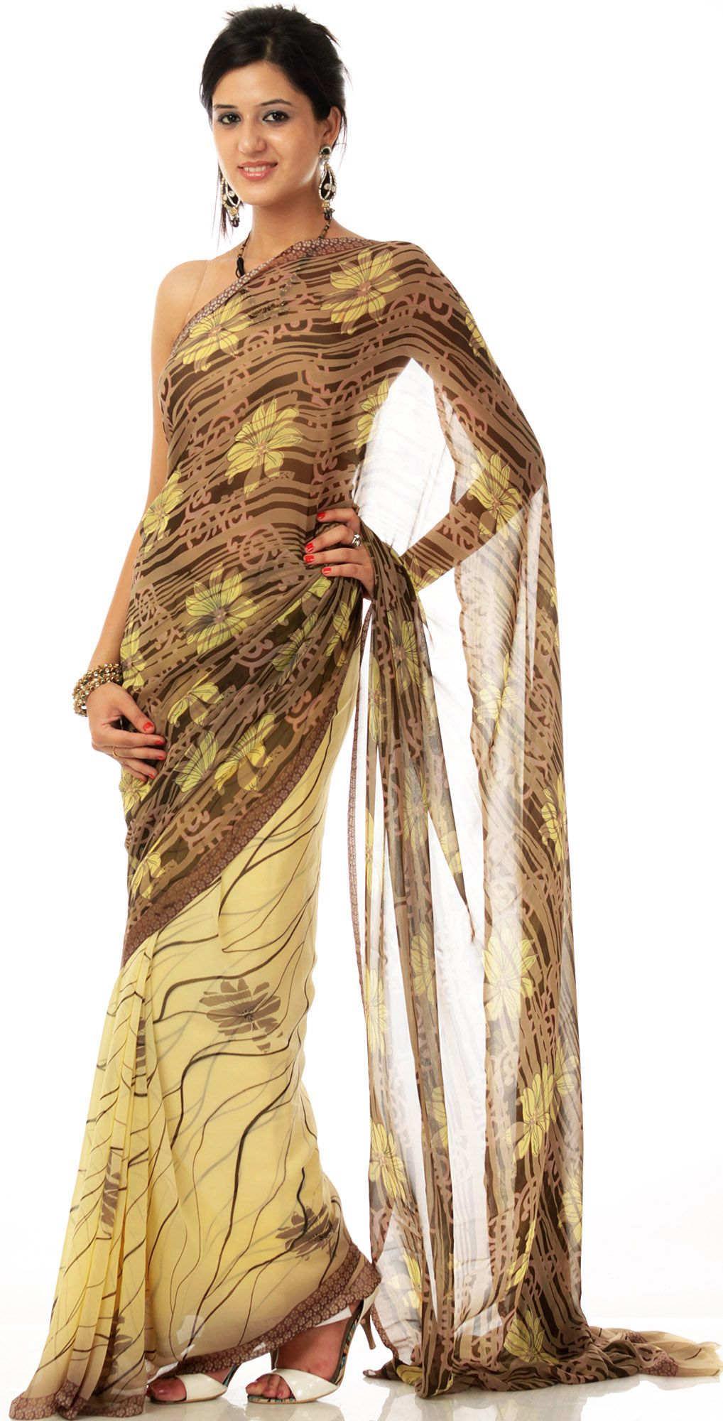 Modern Sari Google Search Ethnic Fashion Pinterest Saris Pakistani Clothing And Ethnic
