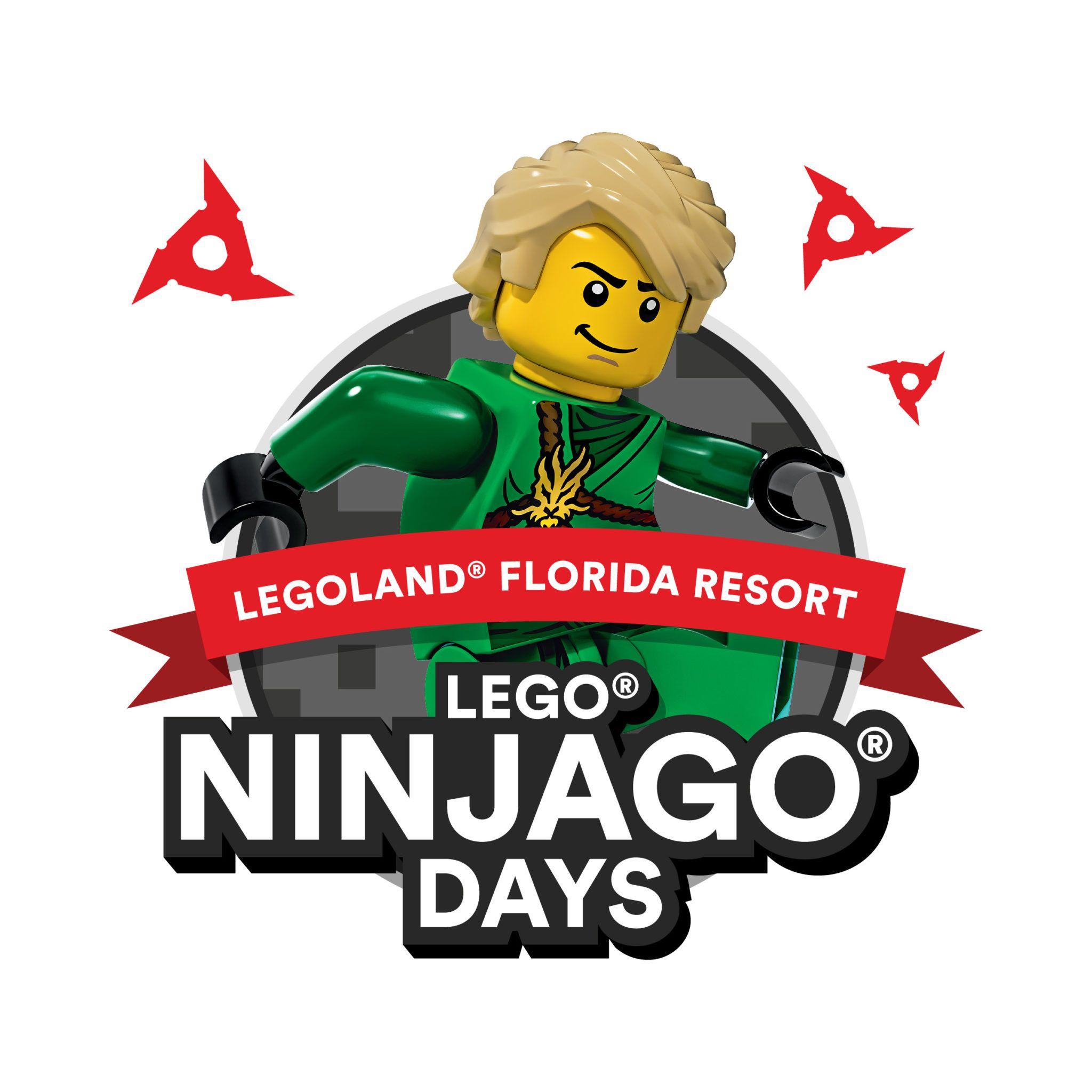 LEGOLAND Florida Resort Announces New 'LEGO NINJAGO Days
