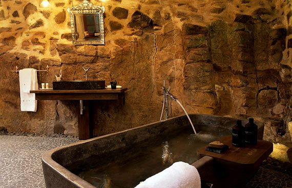 This Is Awesome Medieval Styled Bathroom