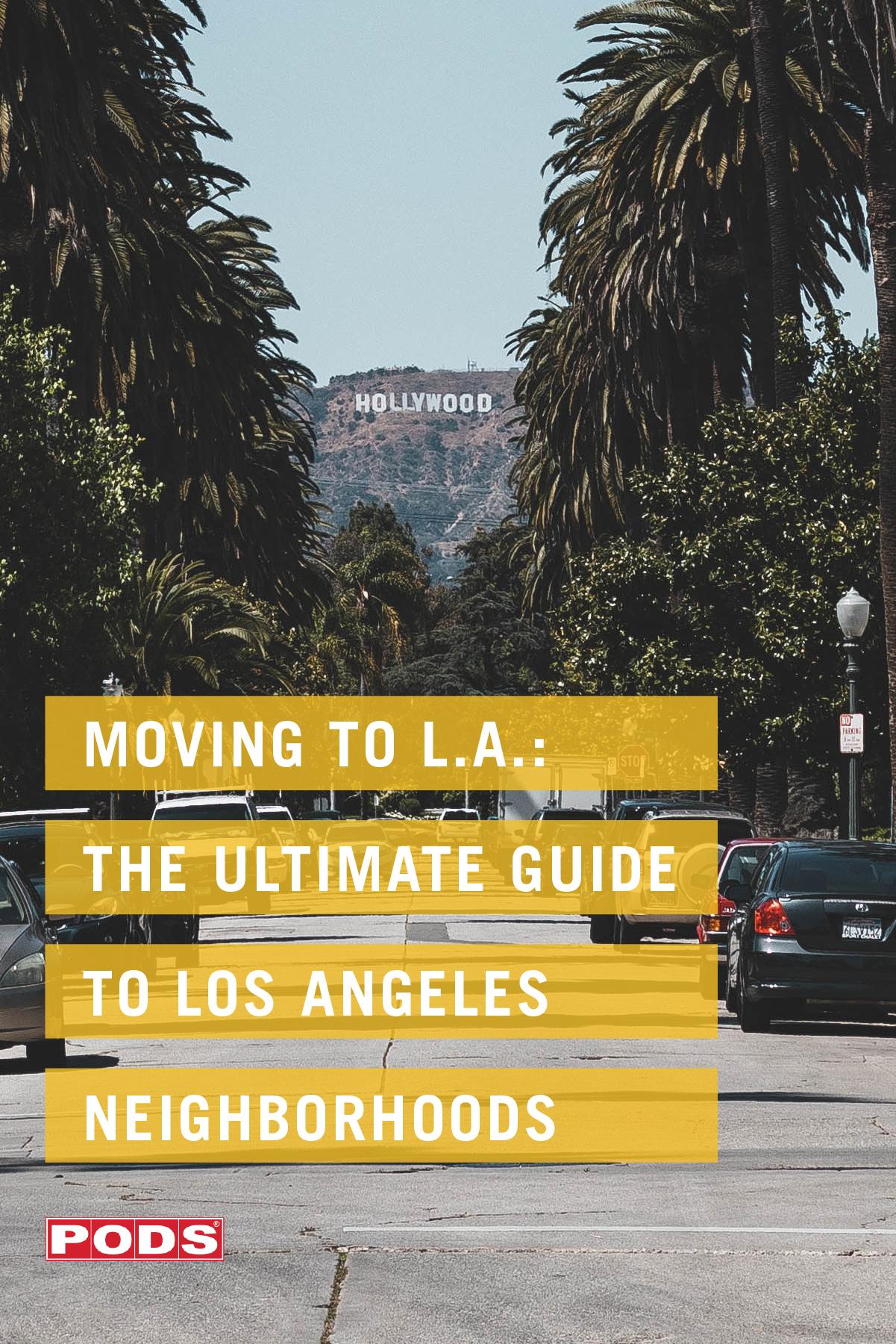 Affordable Neighborhoods In Los Angeles