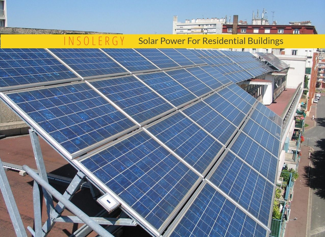 Residential And Commercial Solar Projects Managed By Insolergy Technologies In India With Images Solar Panels Solar Energy Panels Advantages Of Solar Energy